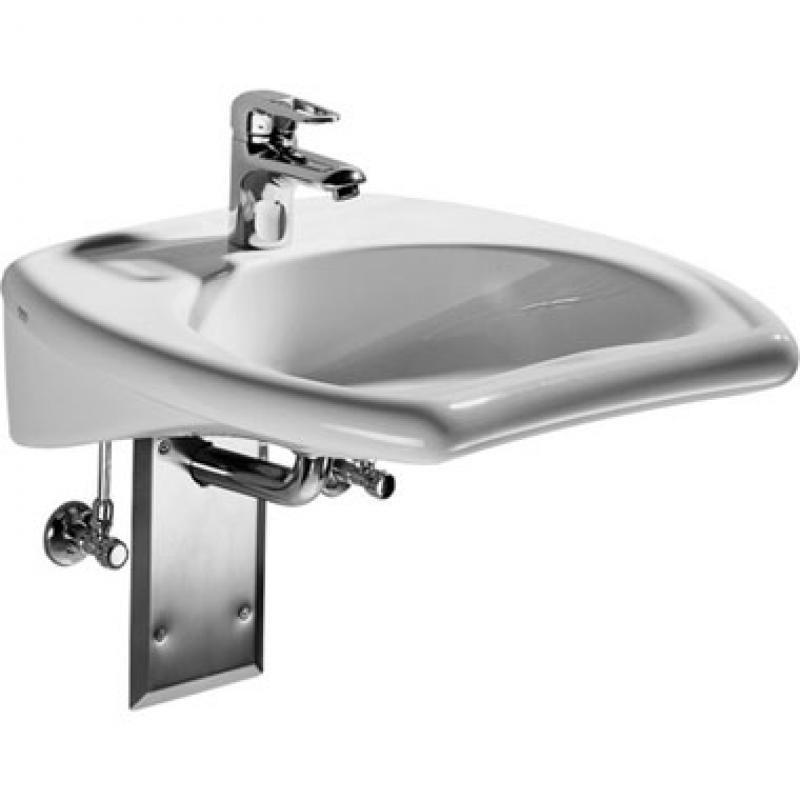 Waschbecken Behindertengerecht : Keramag vitalis waschbecken barrierefrei